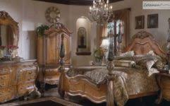 Minimalist Aico Bedroom Sets Aico Hollywood Loft Frost Upholstered