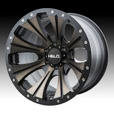 Helo HE901 Black Machined DT 18x9 6x135 18mm (HE90189063918) | EBay Helo Wheels Tires Authorized Dealer Of Custom Rims Gallery Big Chief Tire Lifted Coloradocanyons Page 64 Chevy Colorado Gmc Canyon He891 Gloss Black With Chrome And Accents He900 Wheels Youtube He791 Maxx Multispoke Painted Truck Discount Doin Work With A Toyota Tacoma And Wheelherocom Series He866 He862956235 Free Shipping On Helo He835 Machined Face He845 For Sale More Info Httpwww