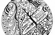 Xmas Ornaments Coloring Pages Christmas Tree Page
