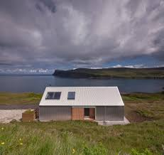 100 Rural Design Homes Tinhouse A Small Selfbuilt Holiday Home That Cost 110000