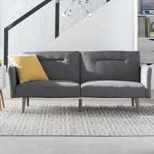 Tribecca Home Uptown Modern Sofa by Mid Century Modern Sofas You U0027ll Love Wayfair