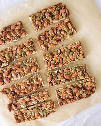 Are Kashi Pumpkin Spice Flax Bars Healthy by Spicy Nut U0026 Seed Protein Bar The Simple Veganista