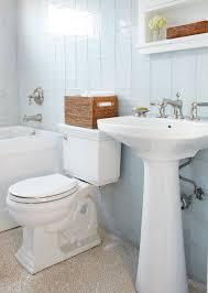 bathroom best white glass subway tile for modern white walls