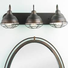 Unique Industrial Style Bathroom Vanity Lights 66 Best