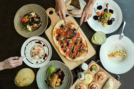 dolce cuisine la dolce vita ไลฟ สไตล บ ฟเฟ ต คอนเซ ปต ใหม ท รร เลอ เมอร เด ยน