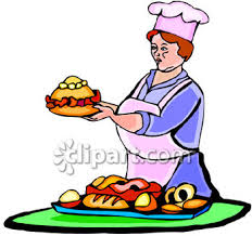 0060 0906 0217 3153 Pastry Baker clipart image