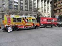 100 Chicago Food Trucks Invade Daley Plaza BartShore Flickr