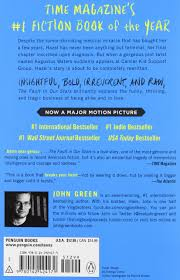 Youtube Childrens Halloween Books by Amazon Com The Fault In Our Stars 8601402233168 John Green Books