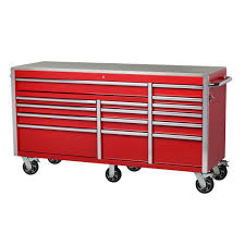 100 Husky Truck Tool Box Review 72 In W X 24 In D 15Drawer Mobile Workbench With Stainless