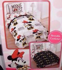 Minnie Mouse Twin Bedding by Minnie Mouse Bedding Ebay