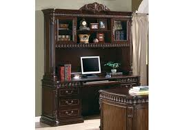 iDeal Furniture Farmingdale puter Desk & Hutch
