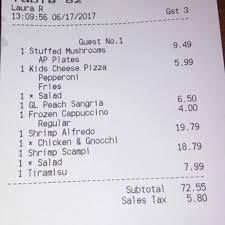 Olive Garden Italian Restaurant 157 s & 291 Reviews