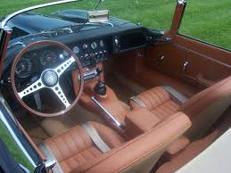 Interior Restoration of Jaguars Muncie Imports