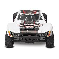 Traxxas Slash 0.1 58034-2 2WD Electric Monster Truck With On Board ...