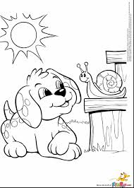 Extraordinary Puppy Coloring Pages To Print With Of Puppies And Yorkie