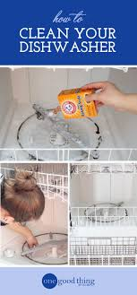 How To Clean Your Dishwasher In 3 Easy Steps