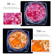 d lacer en cuisine f423 style nail decorations fish scale nail sequins mermaid
