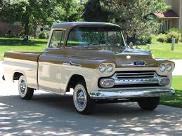 RM Sotheby's - 1958 Chevrolet Apache Pickup | Auburn Spring 2018 1958 Chevrolet Apache Stepside Pickup 1959 Streetside Classics The Nations Trusted Cameo F1971 Houston 2015 For Sale Classiccarscom Cc888019 This Chevy Is Rusty On The Outside And Ultramodern 3100 Sale 101522 Mcg 3200 Truck With A Twinturbo Ls1 Engine Swap Depot Editorial Stock Image Of Near Woodland Hills California 91364 Chevrolet Pickup 243px 1 Customer Gallery 1955 To