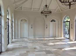 French Limestone Flooring