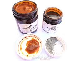 Pumpkin Enzyme Mask by Banish Pumpkin Enzyme Masque And Activated Charcoal Clay Masque