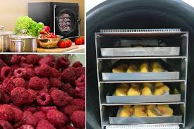 Food Lasts Longer with Harvest Right s In Home Freeze Dryer