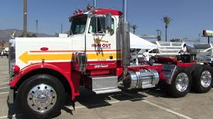 100 In N Out Burger Truck IOUT BURGER 1975 Peterbilt 359 At In For Kids 2016 YouTube