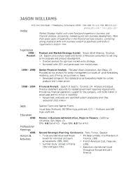 Resume Sample For Server Banquet Examples Example