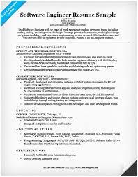 Data Center Engineer Sample Resume Software Amp Writing Tips