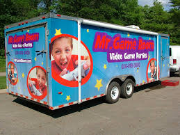 99 Video Games Truck Birthday Parties Mr Game Room Columbus Ohio Mobile Game And Laser Tag