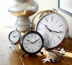 Giveaway Win a Pocketwatch Clock for Daylight Savings