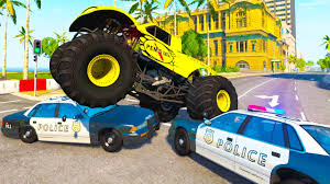 Insane High Speed Police Chases And Takedowns! - BeamNG Drive Crash ... 1979 Chevy Silverado K20 Gmc Pickup Frontal Crash Test By Nhtsa Coke Truck Accident Youtube Caught On Video Semi Goes Airborne Erupts Into Fireball In Indiana Lego City 2017 Stunt Truck Lets Build 60146traffic Car Smashes Overpass Most Insane Crashes Compilation 8 Dash Cam Video Shows Horrific High Speed Crash Watch News Videos 2 Killed When Crashes Tree Along I80 Trucker Jukebox On I12 Louisiana 3 Rc Radio Control Bashing Hits Funny Accident In India Livestock I75