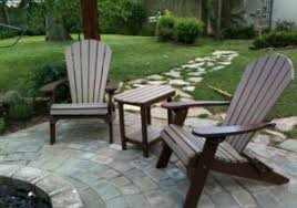 Polywood Adirondack Chairs Folding by Adirondack Balcony Chair Patio Chairs Sales Prices Black Plastic