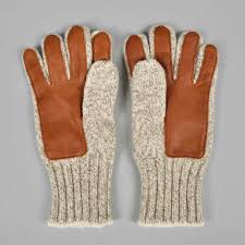 ragg wool and leather gloves fox river u2013 the hill side