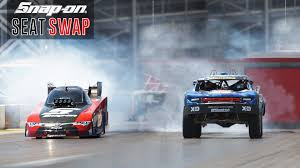 Snap-On Seat Swap Brings A 10,000 Hp Funny Car And 900Hp Trophy ...