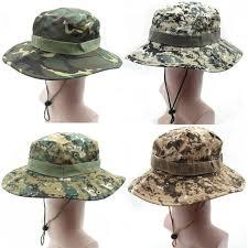 Army Camo Bathroom Set by Amazon Com Trendbox 1 Set 4 Hats Army Camo Military Digital