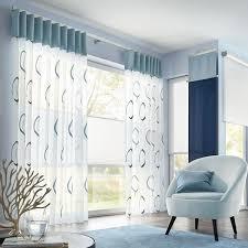 gardine und uni deko für ihr wohn oder schlafzimmer