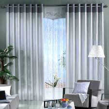 Spring Tension Curtain Rods Home Depot by Home Decorators Collection 48 In 84 In Twist And Shout Tension