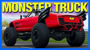 100 Monster Trucks Videos 2013 Forza Horizon 4 MONSTER TRUCK FH4 How To Get The Quartz Regalia