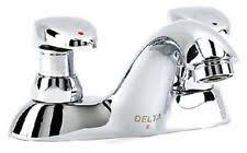 Delta Lavatory Faucet 2538 by Delta Centerset Home Faucets Ebay