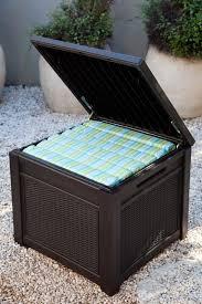 Suncast Resin Deck Box 50 Gallon by Keter 55 Gallon Resin Deck Box U0026 Reviews Wayfair