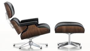 Vitra – Eames Lounge Chair - Design Charles Et Ray Eames, 1956 Vitra Eames Lounge Chair Design Charles Et Ray 1956 Mid Century Modern Replacement Steel Swivel Lcw Replica Wood Chair Plywood Group Diiiz Ottomann Polished Black Sides Walnut New Size Ottoman Modterior Usa Herman Miller And White Ash In Mohair Supreme With Classic Black 2019 Leather Walnut The Conran Shop
