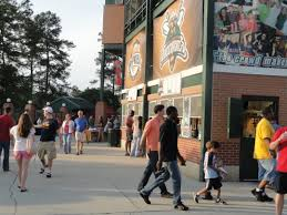 Halloween City Augusta Georgia by The Augusta Greenjackets Are Back