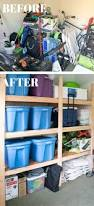 how to build storage shelves for less than 75 easy woodworking