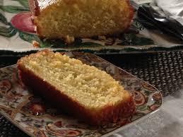 Semolina Olive Oil Cake