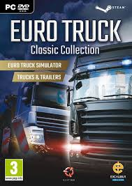 Euro Truck Classic Collection (PC DVD) NEW & Sealed 5055957701222 | EBay