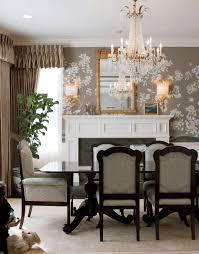 Dining Room Modern Chandeliers Rectangular Dark Brown Wooden Storage Drawer Mercer Wood Chairs Classic Umbrella