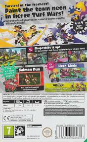 Splatoon 2 Box Shot for Nintendo Switch GameFAQs