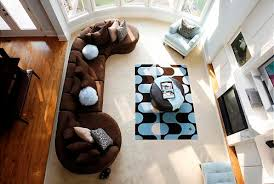 brown teal ideas for a living room design ehow uk dyt type 3