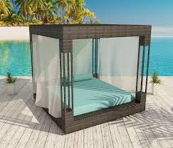 Resort Collection Patio Furniture Euphoria Canopy 4