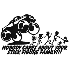 Bigfoot Truck Stick Family Stick Figure Sticker Little Blue Trucks Halloween Popsicle Stick Kid Craft Glued To Automobile Icons Set Collection Of Crossover Truck And Mut 25 Brutal Madden Ultimate Team Head Martha Stewart High Quality 2018 Best Price Boom Lifting Crane Trailer And Suvs You Can Still Get With A Photo Image Gallery Hlights Leveon Bell Hits The Levels Nebraska Funny Family Monster Truck Amber Light Stick Traffic Advisor Free Spare Kidney Save Life Auto Accumulator Other